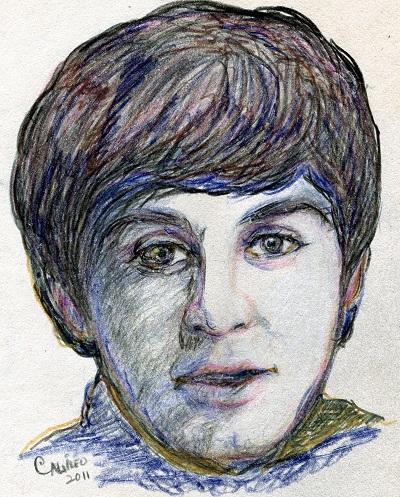 Paul McCartney par calileo